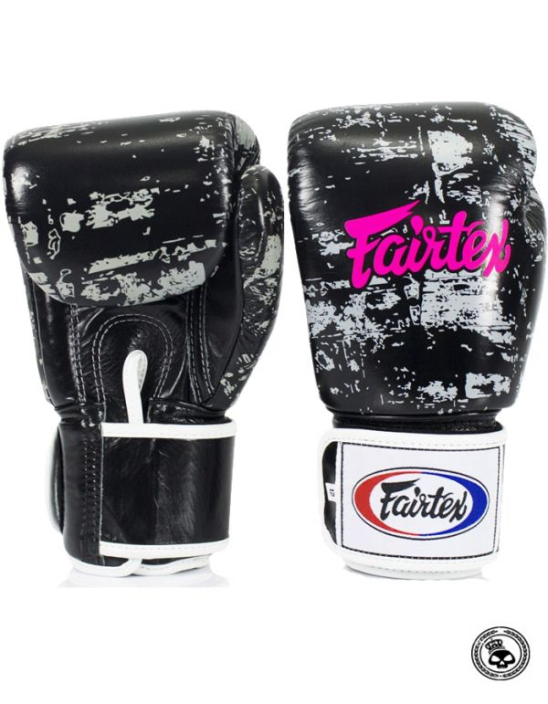 Fairtex BGV1 Glove - Dark Cloud