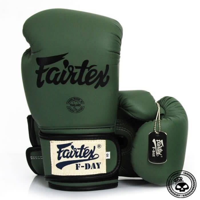 Fairtex F Day Glove