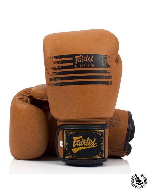 Fairtex BGV12 Gloves - Legacy