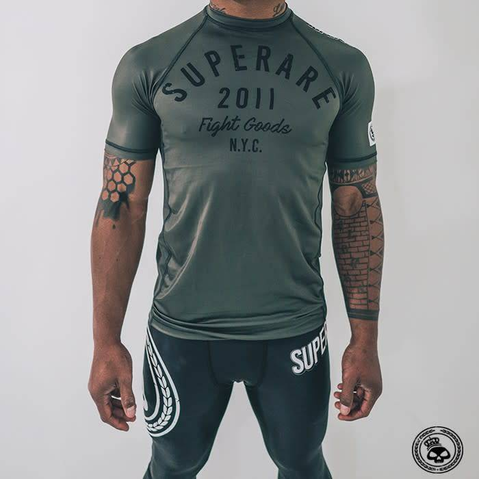 Superare Founded 2011 Rash Guard - All Colors