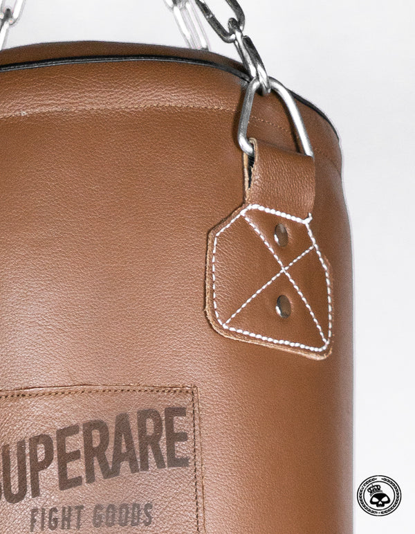 Superare x Frye 80 Lbs Heavy Bag