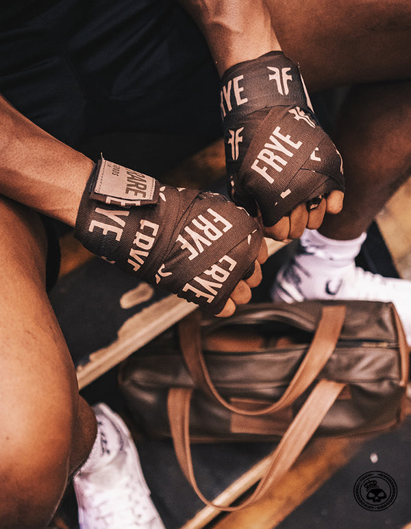 Superare x Frye Hand Wraps