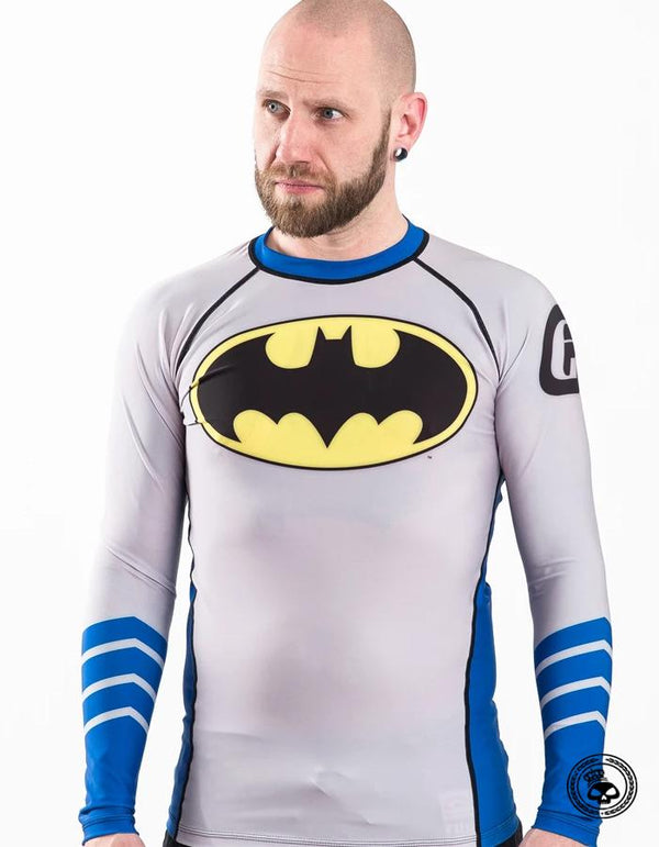 Fusion Fight Gear Rash Guards - Batman