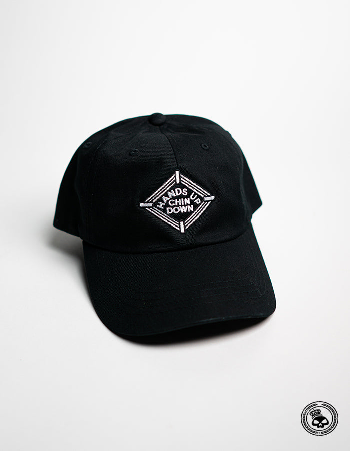 Bangarang Hands Up Chin Down Dad Hat