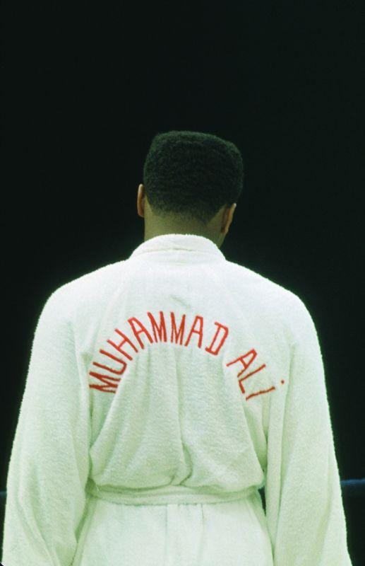 Superare x Ali Classic Bathrobe