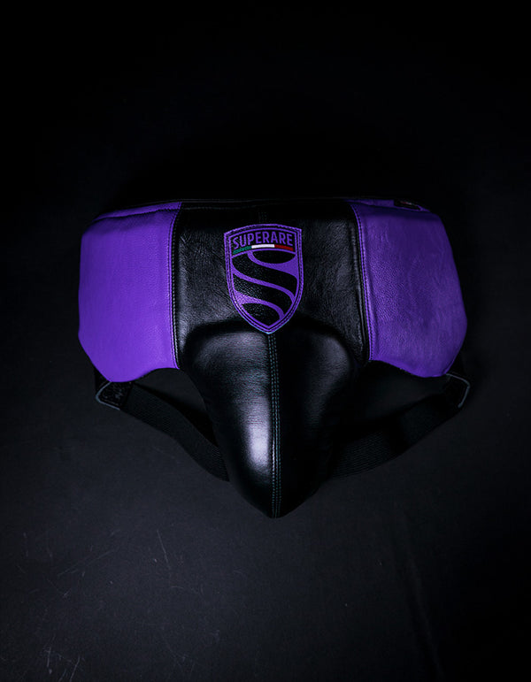 Superare S355 No Foul Protector - Black/Purple