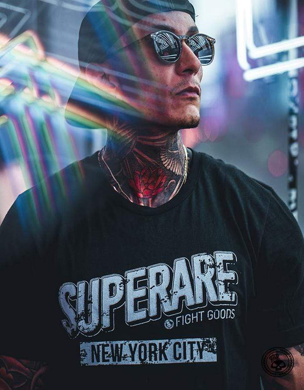 Superare New York City Logo Shirt