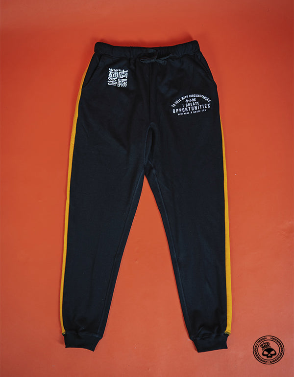"Superare x Bruce Lee ""Opportunities"" Joggers"