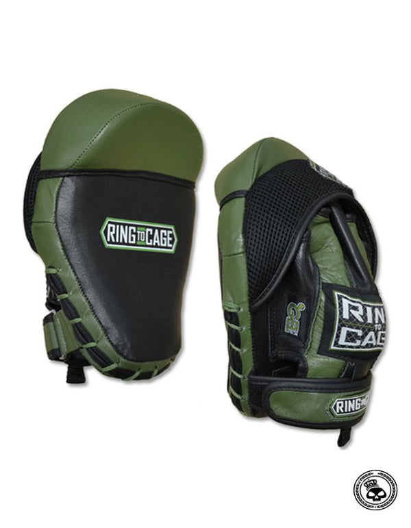 Ring To Cage Cobra Focus Mitts
