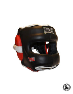 Ring To Cage Deluxe 2.0 Full Face Headgear