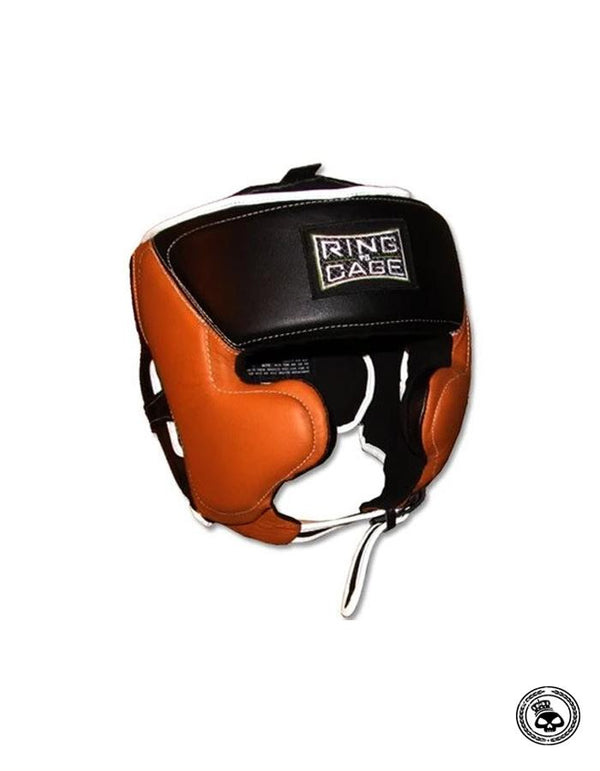 Ring To Cage Gel Tech Headgear
