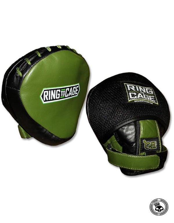 Ring To Cage Micro Focus Mitts