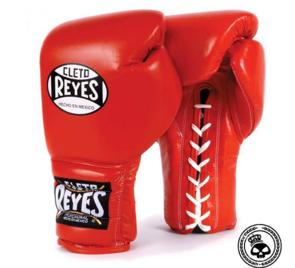 Cleto Reyes Lace Up Gloves
