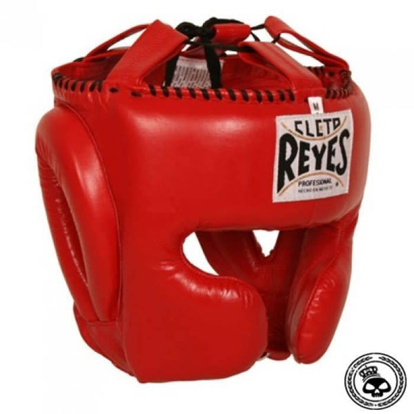 Cleto Reyes Cheek Headgear