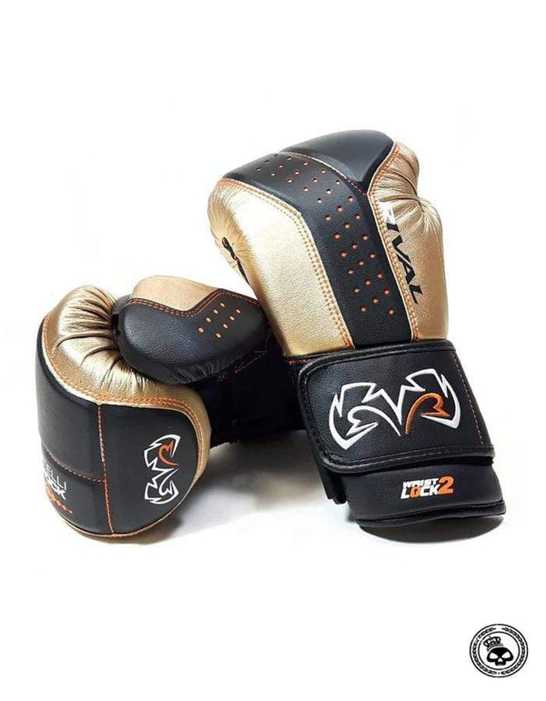Rival RB10 Intelli-Shock Bag Gloves - Multiple Colors