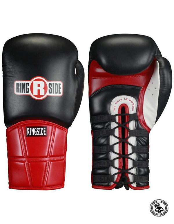 Ringside Pro Quad-Layer Lace Up Glove