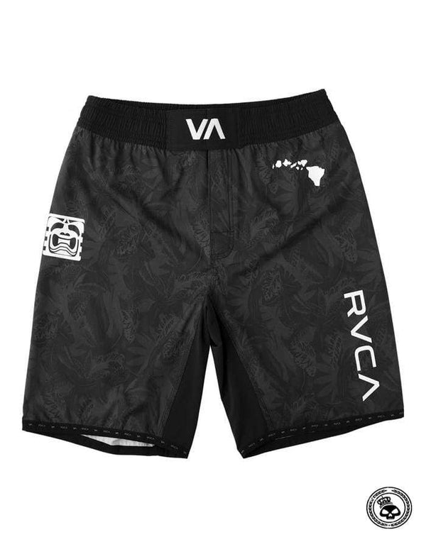 RVCA BJ Penn Scrapper Shorts - Black