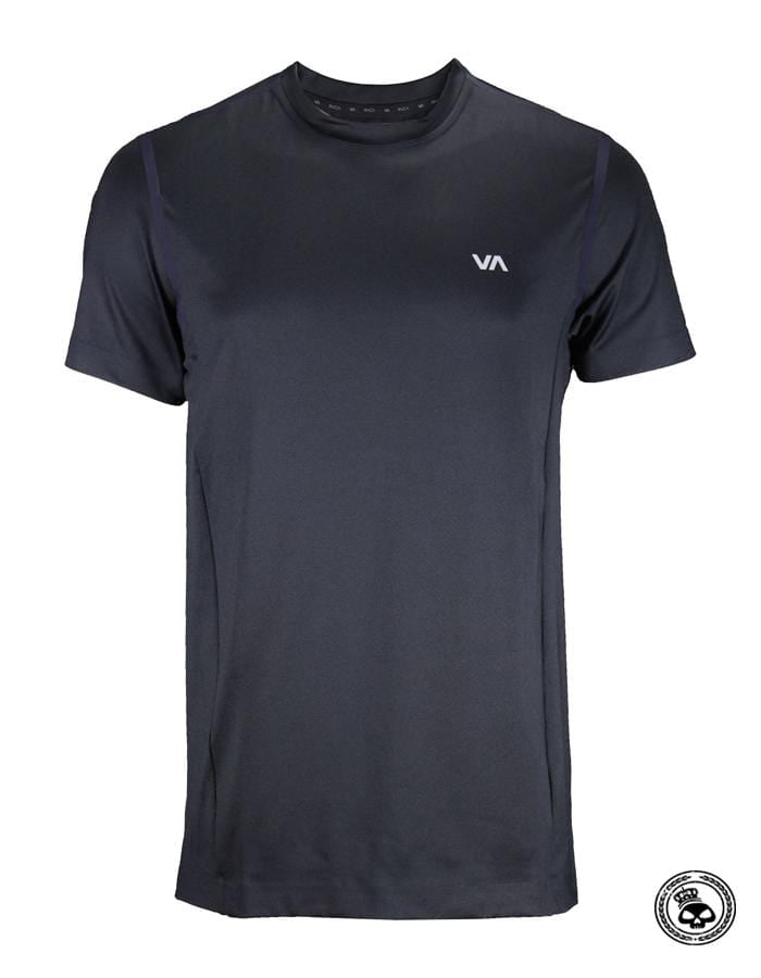 RVCA Grappler Short Sleeve Rash Guard