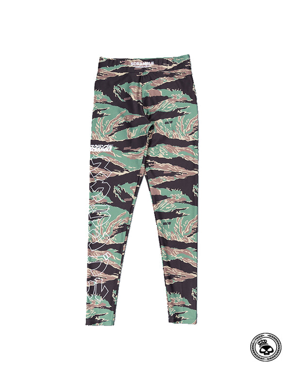 Scramble Base Tiger Camo Spats
