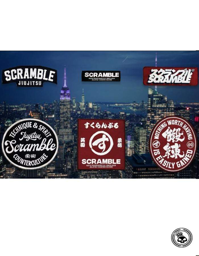 Scramble Standard Issue v3 Gi (2 Colors)