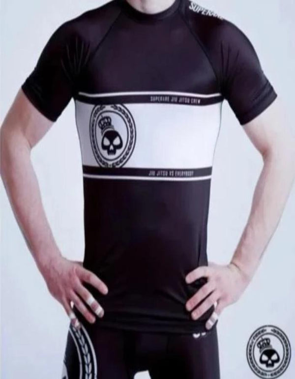 Superare Ranked Rash Guards