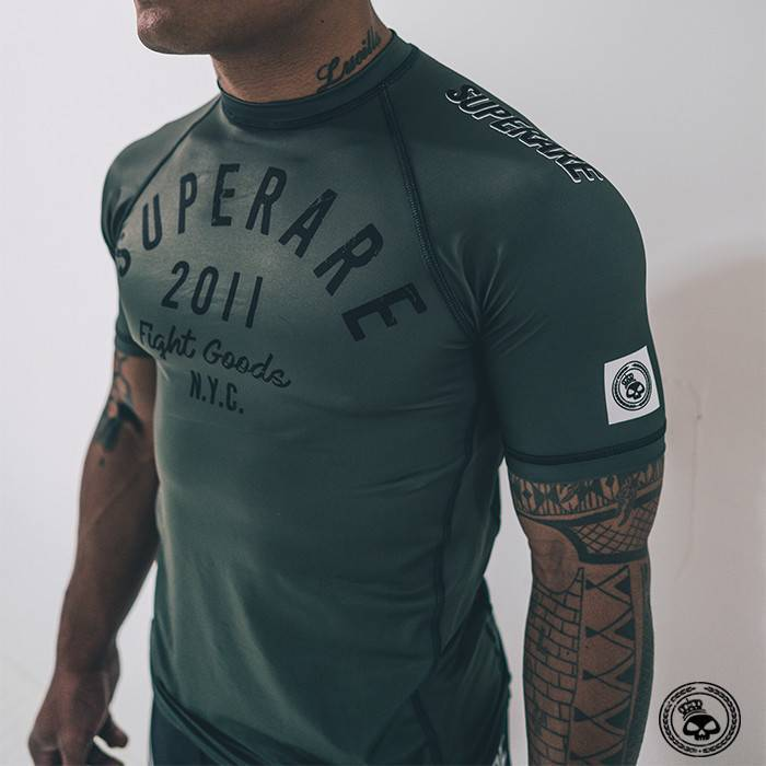 Superare Founded 2011 Rash Guard - Multiple Colors