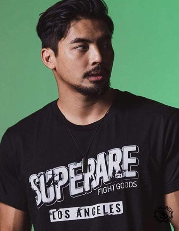 Superare Los Angeles Logo Shirt