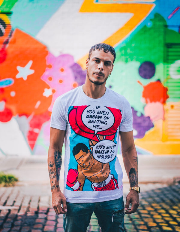 Superare x Ali Pop Art Shirt