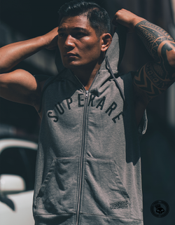 Superare Founded 2011 2.0 Sleeveless Hoodie