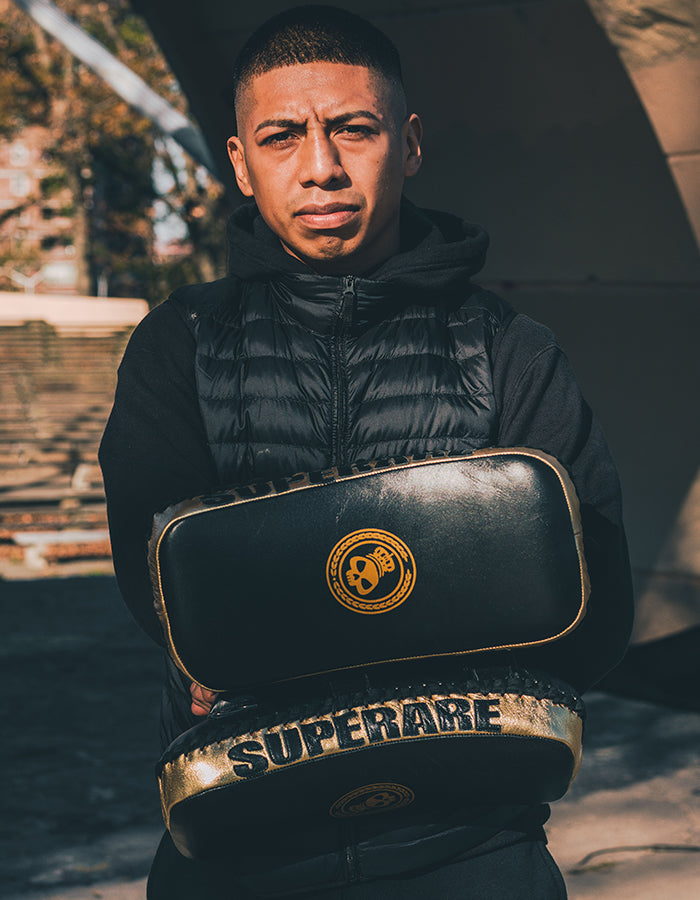Superare Black Gold Thai Pads