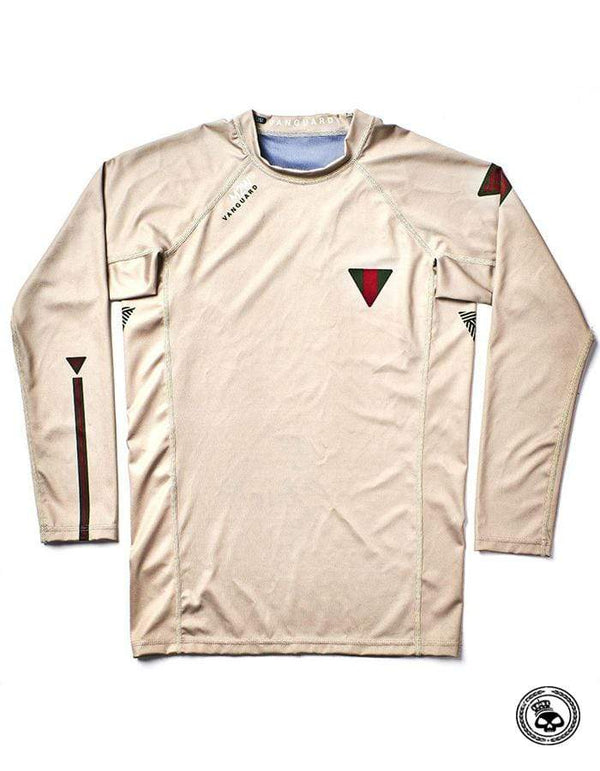 Vanguard Guccio Long Sleeve Rash Guard