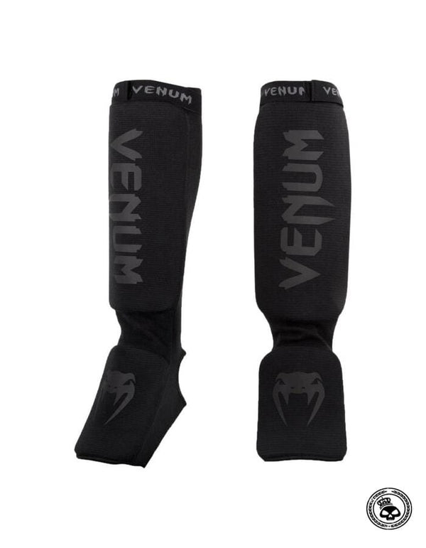 Venum Cloth Slip On Shin Guards
