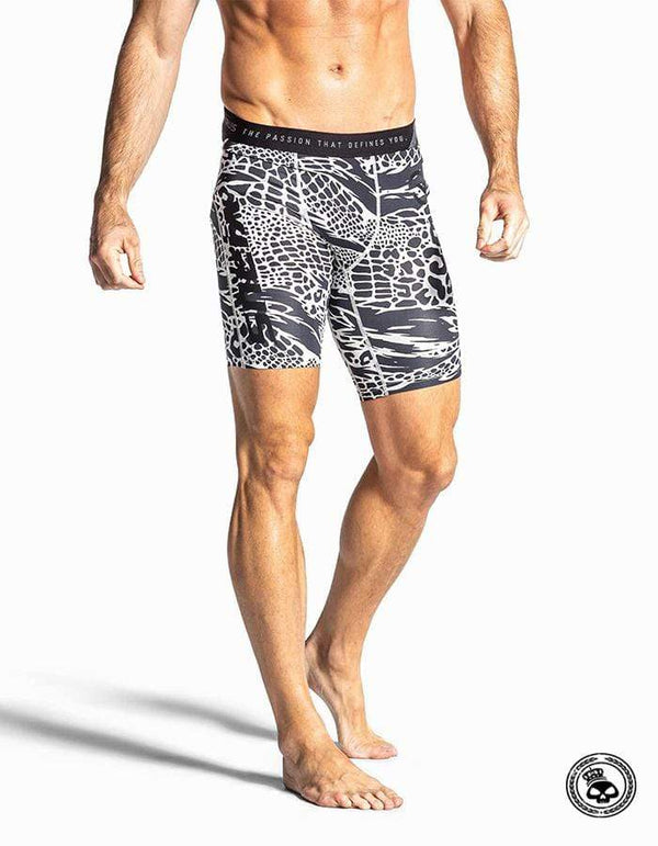 Virus Manimal Compression Shorts