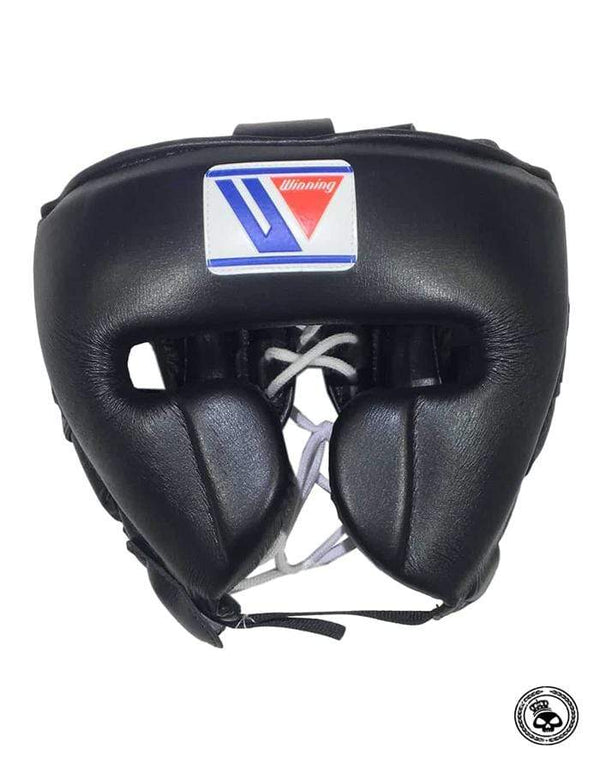 Winning Cheek Headgear - Black