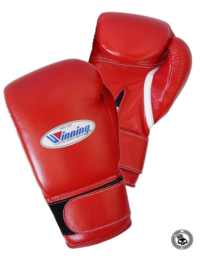 Winning Velcro Gloves - Red