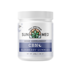 Nighttime CBN Full Spectrum Gummies 25mg - YourCBDStoreCT