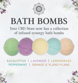 Bath Bomb 100mg - YourCBDStoreCT