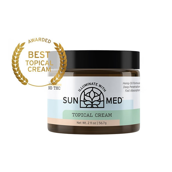 Award-Winning Topical Cream - YourCBDStoreCT