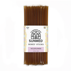 CBD Simply Honey & Wildflower Honey Sticks - 20 Count - YourCBDStoreCT