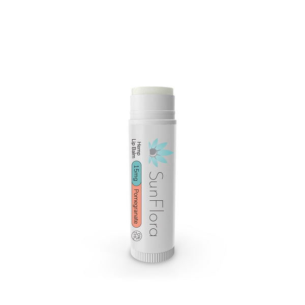 CBD Lip Balm 15mg - YourCBDStoreCT