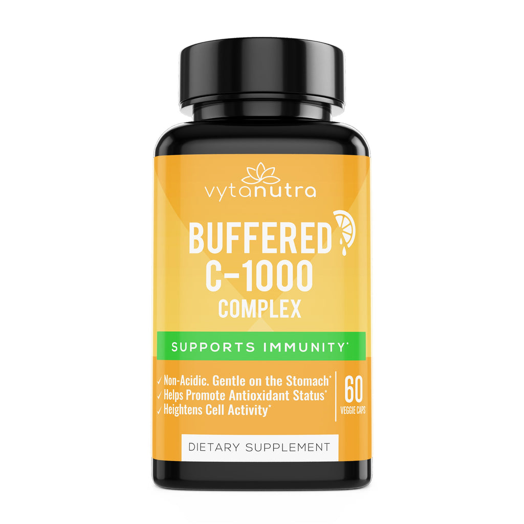 Vytanutra Buffered-C 1000 Complex - Supports Immunity
