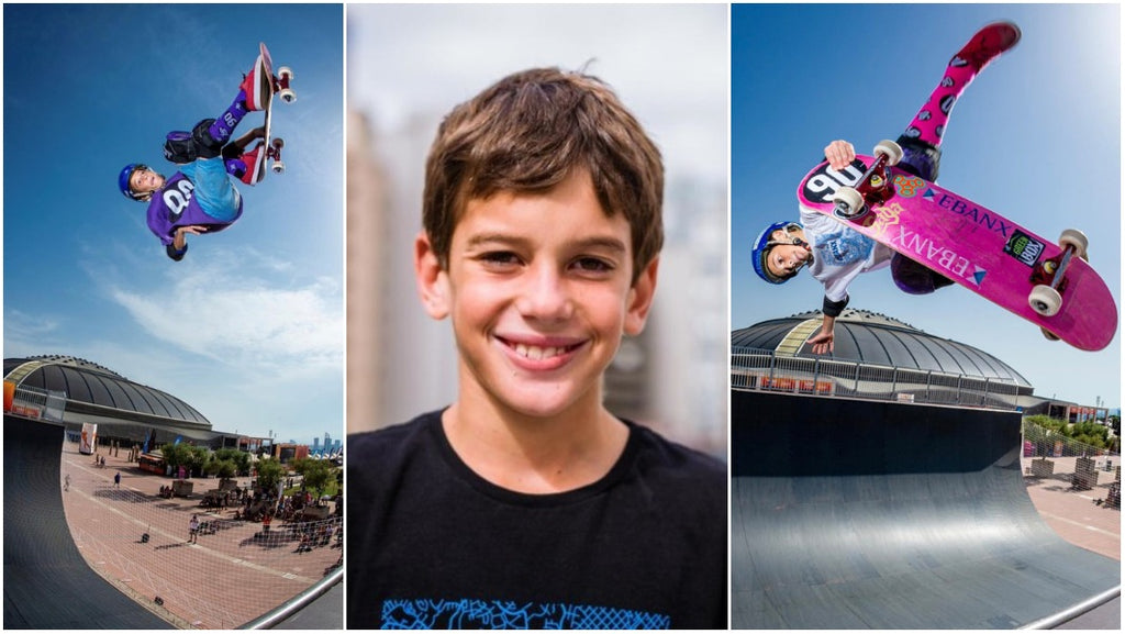 Gui Khury - the 1080 Kid!