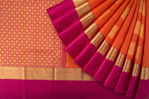 Awesome Bollywood Designer Banarasi Silk  Saree BS7163