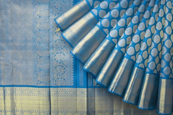Awesome Bollywood Designer Banarasi Silk  Saree BS7186