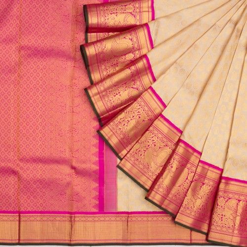 Awesome Bollywood Designer Banarasi Silk  Saree BS7231
