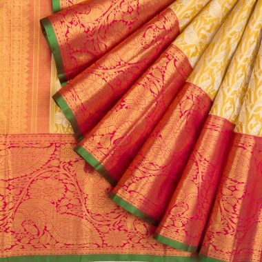 Awesome Bollywood Designer Banarasi Silk  Saree BS7236