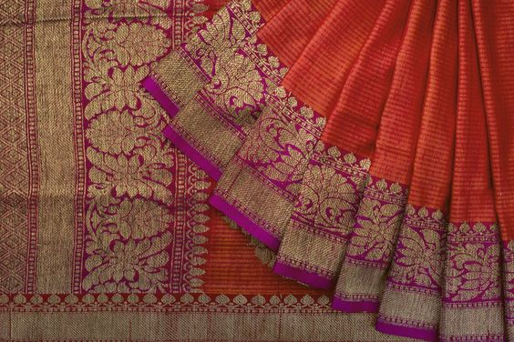 Awesome Bollywood Designer Banarasi Silk  Saree BS7239