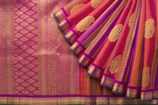 Awesome Bollywood Designer Banarasi Silk  Saree BS7241