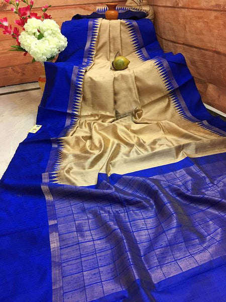 Beautifull Designer Dupion Silk Saree DP4004