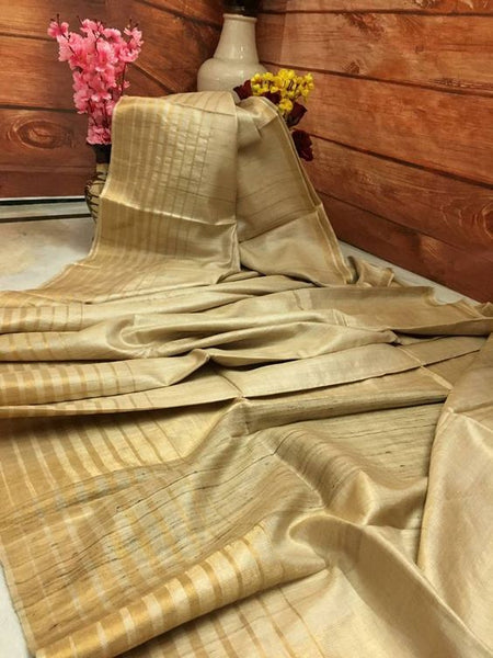 New Latest Dupion Silk Saree DP4011